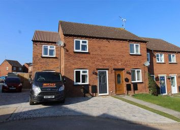 Thumbnail 3 bed semi-detached house for sale in Orchard Rise, Newnham