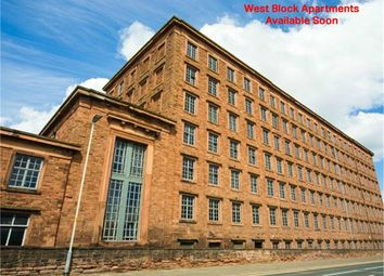 Thumbnail 2 bed flat for sale in Apartment A, West Block, Shaddon Mill, Carlisle, Cumbria