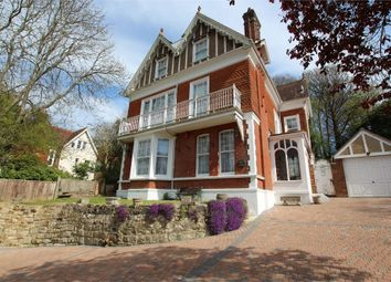 Thumbnail 6 bed detached house for sale in St Helens Park Road, Hastings, East Sussex