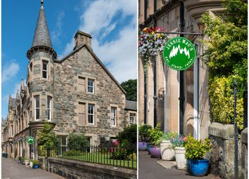 Thumbnail Hotel/guest house for sale in Jessie Mac'S, Murthly Terrace, Birnam, Dunkeld