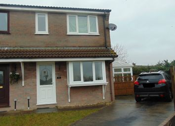 Thumbnail 3 bed semi-detached house to rent in Heol Seion, Llangennech, Llanelli