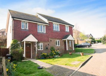 Thumbnail 3 bed semi-detached house for sale in Rossington Close, Eastbourne