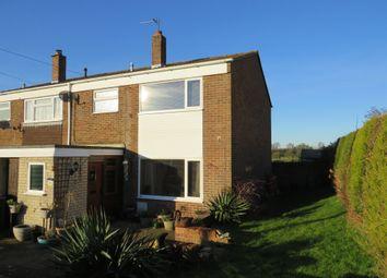 3 bed end terrace house for sale in Greenfields, Sellindge, Ashford TN25