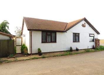 Thumbnail 3 bed detached bungalow for sale in Benwick Road, Doddington, March