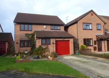 Thumbnail 4 bed detached house for sale in Penny Close, Longlevens, Gloucester