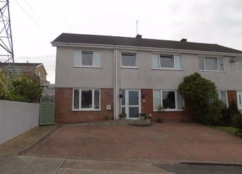 Thumbnail 5 bed semi-detached house for sale in Fairview Close, Llansamlet, Swansea