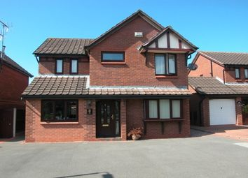 Thumbnail 4 bed detached house to rent in Darby Close, Little Neston, Neston