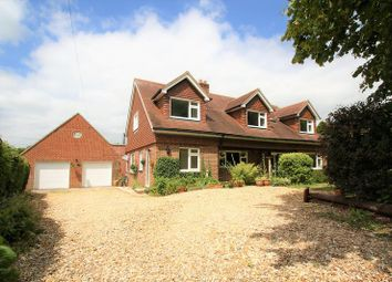 Thumbnail 5 bed detached house for sale in Station Road, Soberton, Southampton