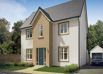 Thumbnail 4 bed detached house for sale in Shiel Hall Row, Rosewell