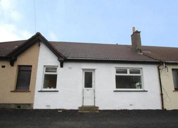 Thumbnail 2 bed terraced house for sale in Hirst Road, Harthill, Shotts, North Lanarkshire