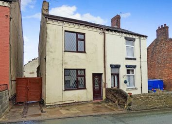 Thumbnail 2 bedroom semi-detached house for sale in Chapel Lane, Harriseahead, Stoke-On-Trent
