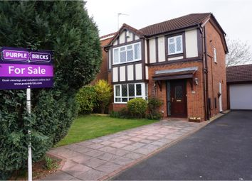 Thumbnail 3 bed detached house for sale in Ashdown Close, Southport