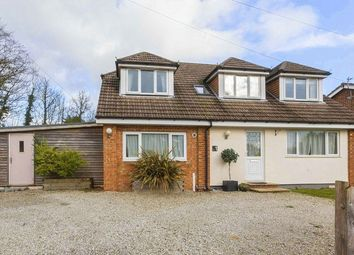 Thumbnail 4 bed detached house for sale in Fox Close, Lyminge, Folkestone