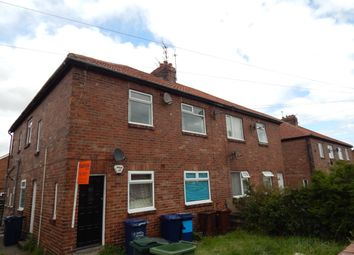 Thumbnail 3 bed flat to rent in Scarborough Road, Byler