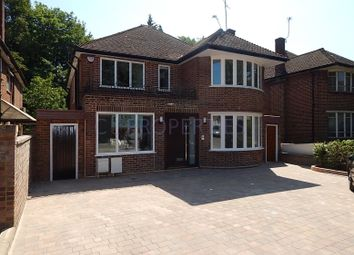Thumbnail 4 bed detached house to rent in Danescroft Gardens, Hendon