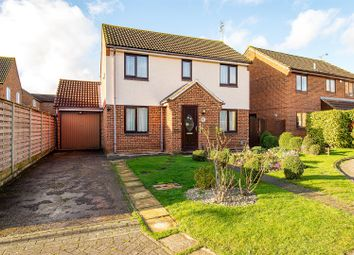 Thumbnail 3 bed detached house for sale in Donemowe Drive, Kemsley, Sittingbourne