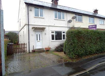 Thumbnail 2 bedroom semi-detached house for sale in Ribble Close, Penwortham, Preston