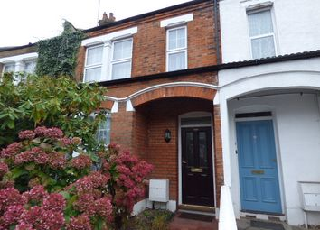 Thumbnail 3 bed terraced house to rent in St. Marks Road, Enfield