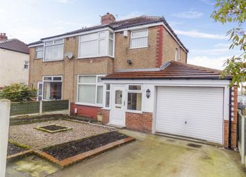 Thumbnail 3 bed semi-detached house for sale in Silverdale Road, Farnworth, Bolton, Lancashire