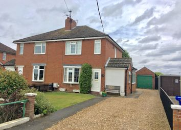 Thumbnail 3 bed semi-detached house for sale in Wythes Lane, Fishtoft
