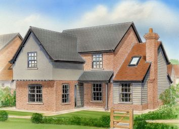 Thumbnail 4 bed detached house for sale in 'manor Farm, ' School Lane, Mepal