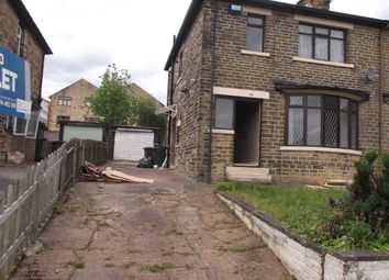 Thumbnail 3 bedroom semi-detached house to rent in St. Leonrads Grove, Bradford