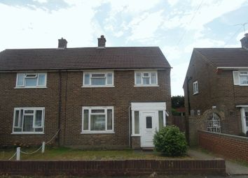 Thumbnail 3 bed semi-detached house for sale in Blandford Road South, Langley, Slough