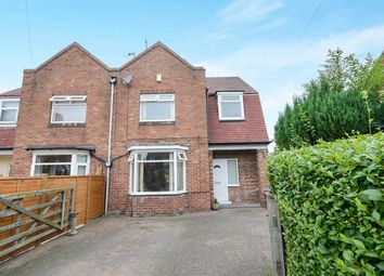 Thumbnail 4 bedroom semi-detached house for sale in Fawkes Drive, Acomb, York