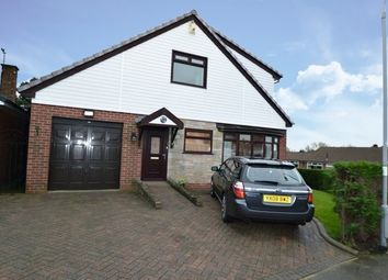 Thumbnail 3 bed detached house for sale in Hillsborough Drive, Unsworth, Bury