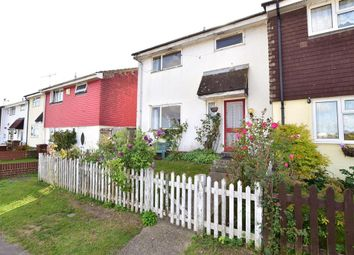 Thumbnail 3 bed end terrace house for sale in Anson Close, Walderslade, Chatham, Kent