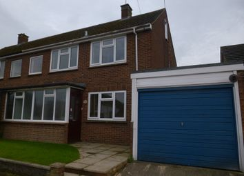 Thumbnail 3 bed semi-detached house to rent in Lower Road, Chinnor