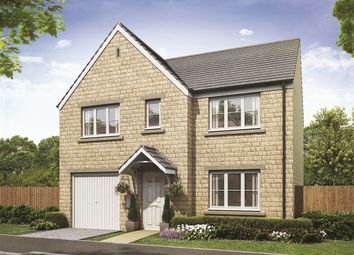 "Thumbnail 4 bed detached house for sale in ""The Winster"" at Chapel Lane, Penistone, Sheffield"
