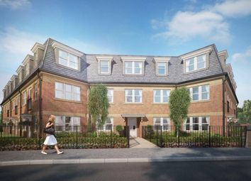 Thumbnail 2 bed flat to rent in Old Hospital Close, London