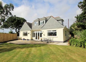 Thumbnail 4 bedroom detached bungalow for sale in Trescobeas Road, Falmouth