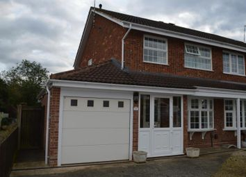 Thumbnail 3 bed semi-detached house to rent in Moat Farm Drive, Hillmorton, Rugby