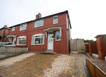 Thumbnail 3 bedroom semi-detached house for sale in St. Austells Drive, Pendlebury, Swinton, Manchester