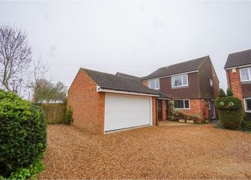 Thumbnail 4 bed detached house for sale in Old Hale Way, Hitchin