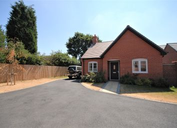 Thumbnail 2 bed bungalow for sale in Frearson Road, Coalville