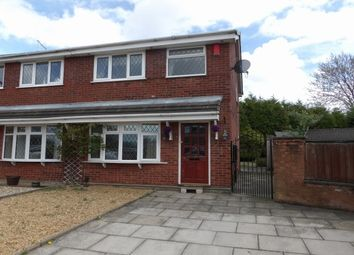 Thumbnail 3 bed property to rent in Hawthorne Avenue, Trent Vale, Stoke-On-Trent