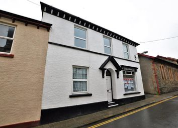 Thumbnail 4 bed end terrace house for sale in North Street, Okehampton, Devon