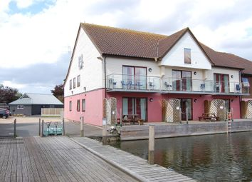Thumbnail 4 bed town house for sale in Ferry Road, Horning, Norwich