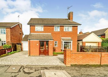 Thumbnail Detached house for sale in St. Michaels Road, Kettering