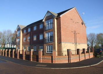 Thumbnail 2 bed flat to rent in 11 Eton Court, Carriage Drive, Hartford, Northwich, Cheshire