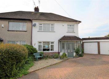 3 bed semi-detached house for sale in Orchard Crescent, Dinas Powys CF64
