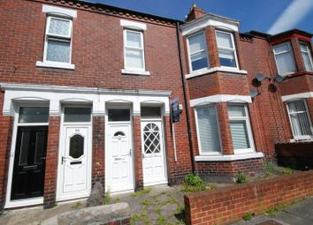 Thumbnail 3 bed flat for sale in Gordon Road, South Shields