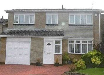 Thumbnail 4 bedroom detached house for sale in Twyford Close, Parkside Grange, Cramlington