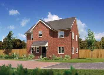 "4 bed detached house for sale in ""Westwood"" at Church Road, Warton, Preston PR4"