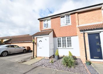 Thumbnail 3 bed end terrace house for sale in Renshaw Close, Luton