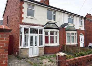 Thumbnail 3 bedroom semi-detached house to rent in Beverley Grove, Blackpool