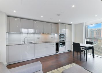 Thumbnail 1 bedroom flat to rent in Haydn Tower, Nine Elms Point